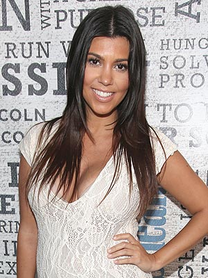 Kourtney Kardashian Breastpump
