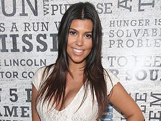 Kourtney Kardashian Reveals Newborn's Name