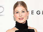 Rosamund Pike Welcomes a Son