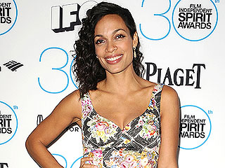 Rosario Dawson Adopts a Daughter