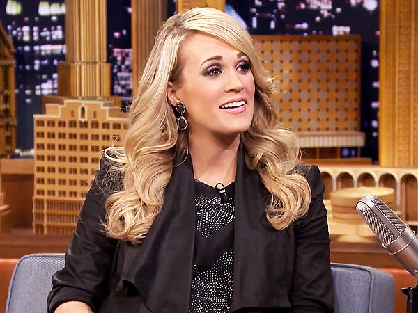 Carrie Underwood Jimmy Kimmel Live