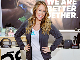 How Haylie Duff Is Staying Fit While Pregnant | Haylie Duff