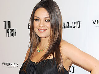 Mila Kunis: 'Breastfeeding Is a Great Workout'
