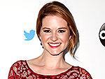 Sarah Drew Welcomes Daughter Hannah Mali Rose