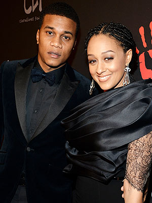 Tia Mowry-Hardrict Diamond Ball
