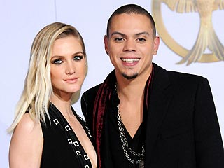 Ashlee Simpson and Evan Ross Are Having a Girl!