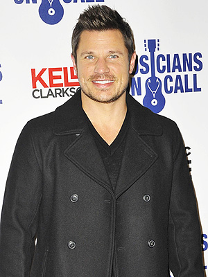 Nick Lachey The Sing-Off