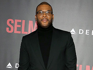 Tyler Perry: I'm Only Here to 'Usher' My Son
