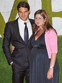 Roger Federer Welcomes Twin Sons Leo and Lenny