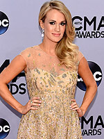 Carrie Underwood Pregnancy Style