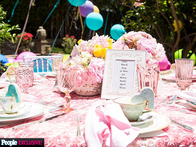 Moms & Babies Inside David Tutera's Whimsical Birthday Bash for ...