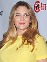 Drew Barrymore Baby Daughter Frankie Pregnancy Style Photos