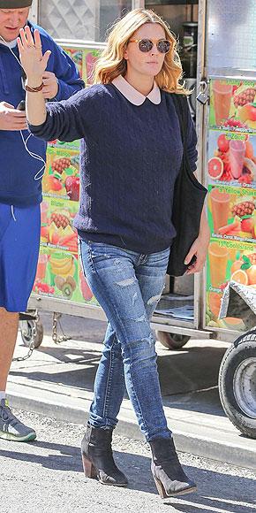 PRETTY TOUGH photo | Drew Barrymore