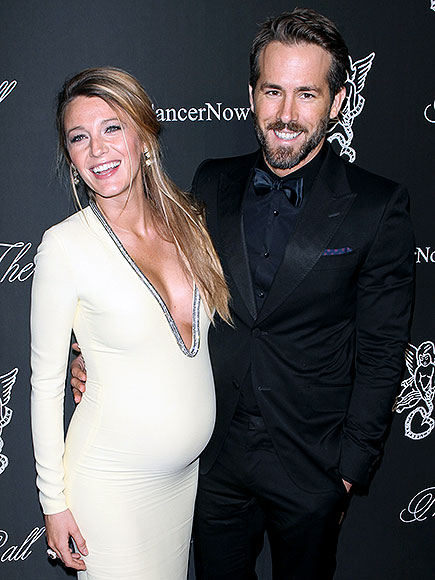 Blake lively amp ryan reynolds photo blake lively ryan reynolds