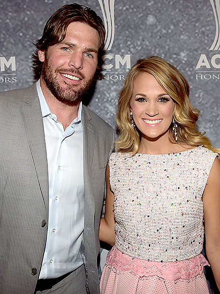 CARRIE UNDERWOOD & MIKE FISHER