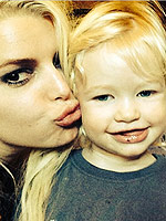 Jessica Simpson Family Photos