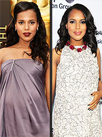 Kerry Washington Pregnant Maternity Style