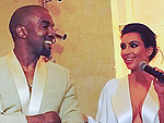 From Europe with Love! Personal Snaps from Kim & Kanye's Wedding Weekend
