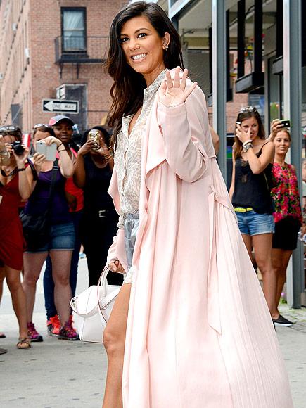 FLY GIRL photo   Kourtney Kardashian