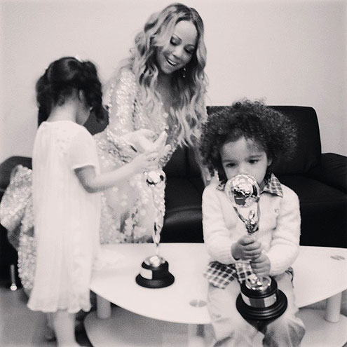 WORLD WONDERS photo | Mariah Carey, Nick Cannon