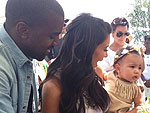 Get All the Details on North West's Fun N.Y.C. Playdate | North West, Kanye West, Kim Kardashian