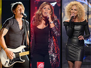 Keith Urban, Lady Antebellum Among Those Who'll Perform at CMT Music Awards | Little Big Town, Keith Urban, Lady Antebellum