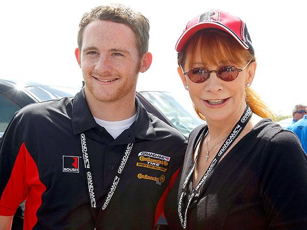 Reba McEntire: How I Became a Racing Mom
