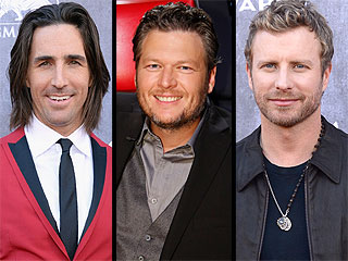 Country's Sexiest: 52 Guys Who Heat Up the Stage
