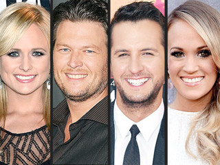 CMT Video of the Year Finalists Announced | Blake Shelton, Carrie Underwood, Luke Bryan, Miranda Lambert