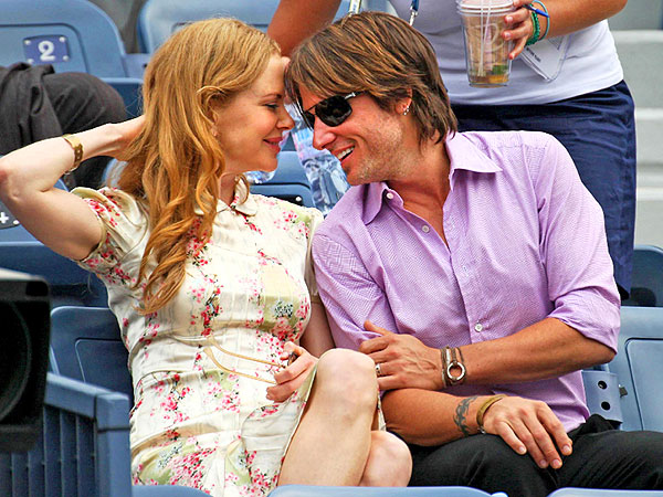 Eight Years, Eight Adorable Photos: Happy Anniversary Keith & Nicole!