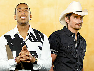 Ouch! Brad Paisley Loses Expensive Bet with Rising Star Pal Ludacris