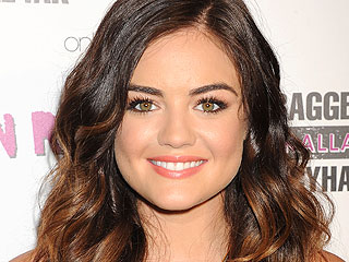 Lucy Hale's Summer Plans Sound Like Perfection