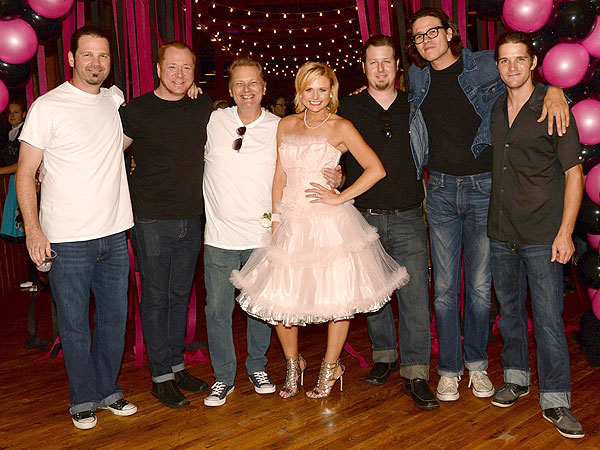 Miranda Lambert Celebrates Her Seventh No. 1 Hit with a Sock Hop| Country, Platinum, Miranda Lambert