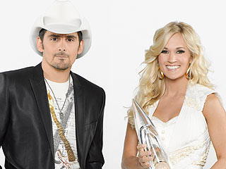 Carrie & Brad to Host CMA Awards Again – Guess How Many Years It's Been!