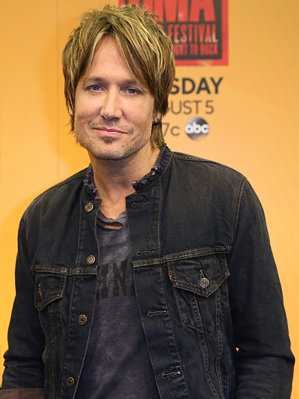 Keith Urban We Were Us Party
