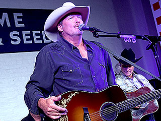 Alan Jackson Opens His New Nashville Restaurant with a Surprise Concert | Alan Jackson