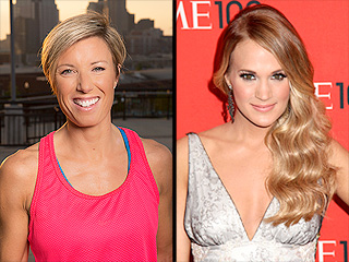 How to Get Carrie Underwood's Super-Toned Arms (Yes, Even While Pregnant!)