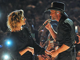 Tim McGraw and Faith Hill Really Are This Adorable