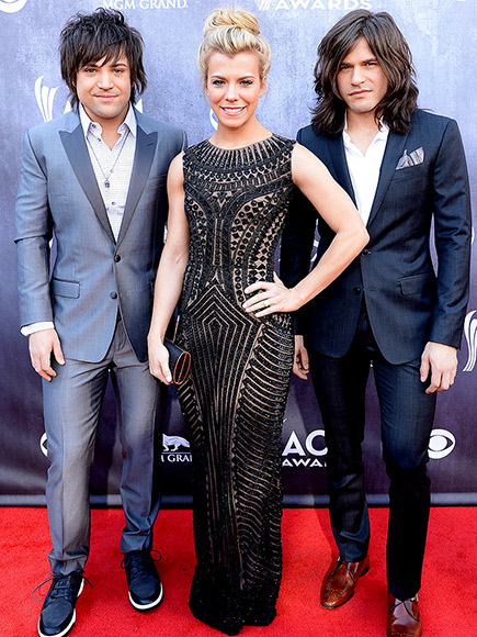 The Band Perry: Kimberly, Reid on Driving