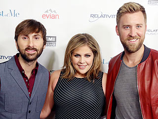Lady Antebellum Makes The Best of Me Premiere a Triple Date Night
