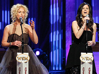 Little Big Town Joins the Grand Ole Opry in an Emotional Sh