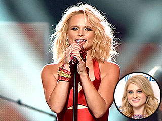 Miranda Lambert and Meghan Trainor to Duet on the CMA Awards: Will You Watch? | Meghan Trainor, Miranda Lambert