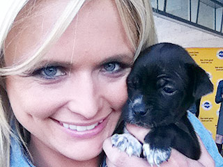 Miranda Lambert: I Built a Real House for My Dogs