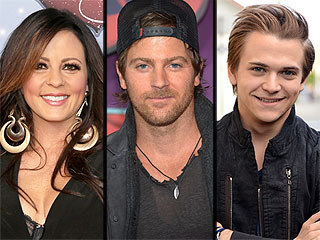 Sara Evans! Hunter Hayes! Presenters Announced for American Country Countdown Awards