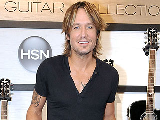 Set Your DVRs: Keith Urban to Debut New Guitar Line on HSN