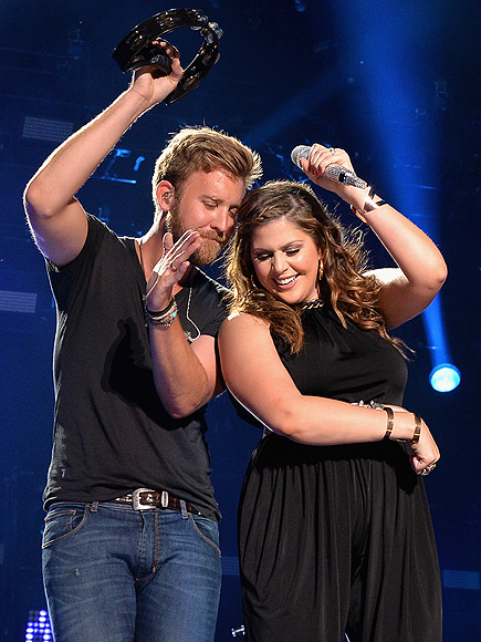 SWAY WITH ME  photo | Charles Kelley, Hillary Scott, Lady Antebellum