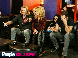 PHOTOS: A Day on the Road with Little Big Town