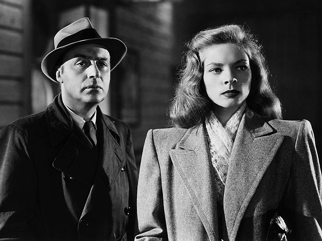 CONFIDENTIAL AGENT (1945) photo | Charles Boyer, Lauren Bacall