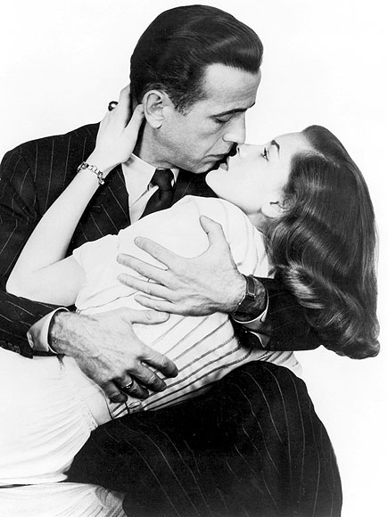 THE BIG SLEEP (1946) photo   Humphrey Bogart, Lauren Bacall