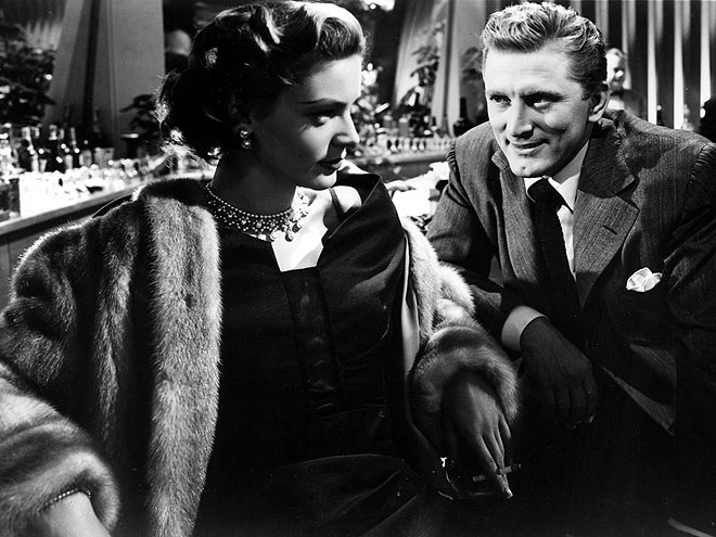 Young Man with a Horn (1950) photo   Kirk Douglas, Lauren Bacall